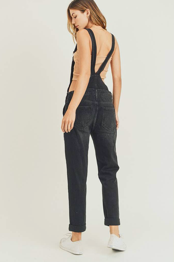 The Jenna Black Wash Overall