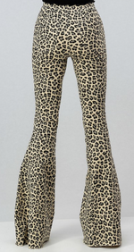 Stand Out Leopard Flare Pants