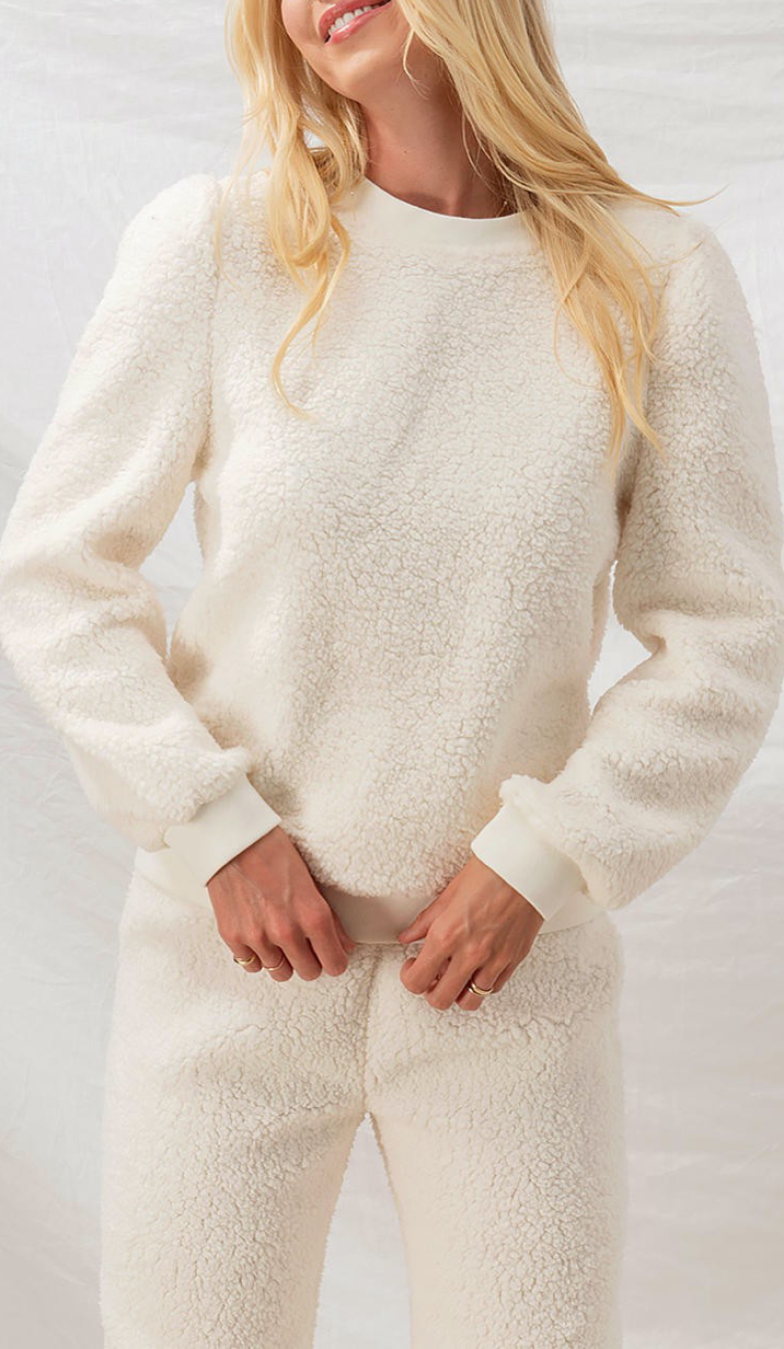 Dreamy Days Sherpa Set