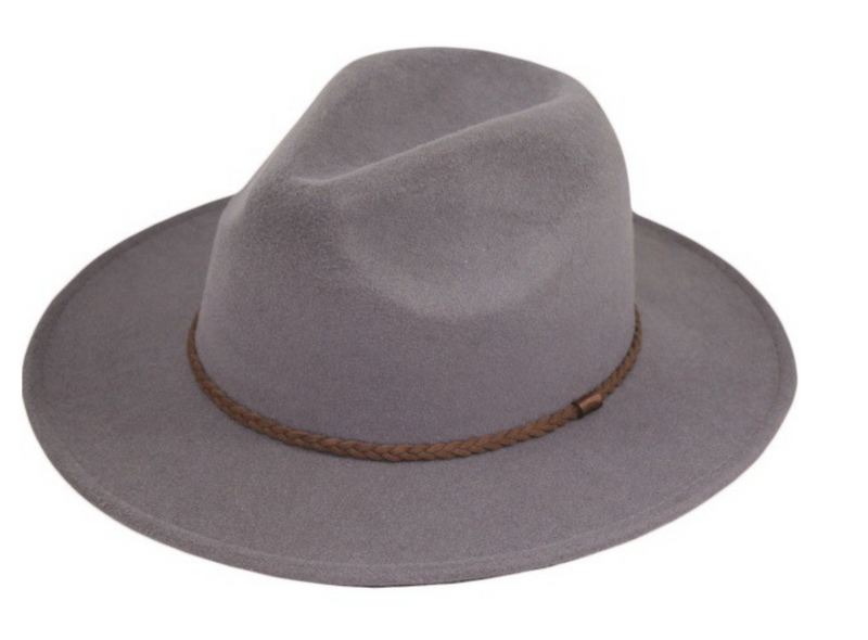 Large Brim Panama Hat