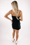Blakely Front Shirring Dress