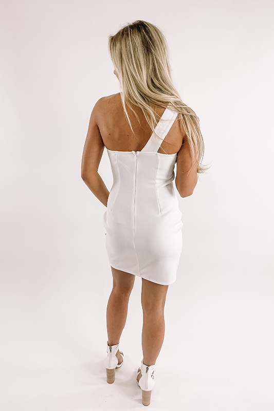 Grayson One Strap Dress