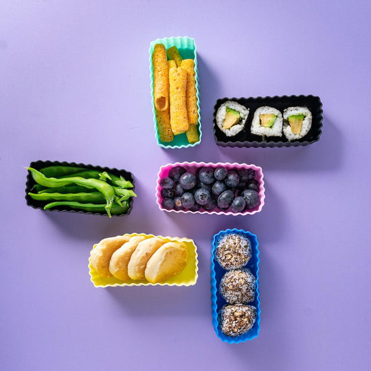 Bento Cups & Dividers