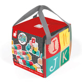 Janod - 40 ABC Building Blocks with Bag