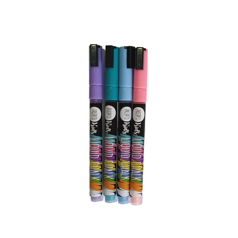 Liquid Chalk - Pastels (4 Pack)