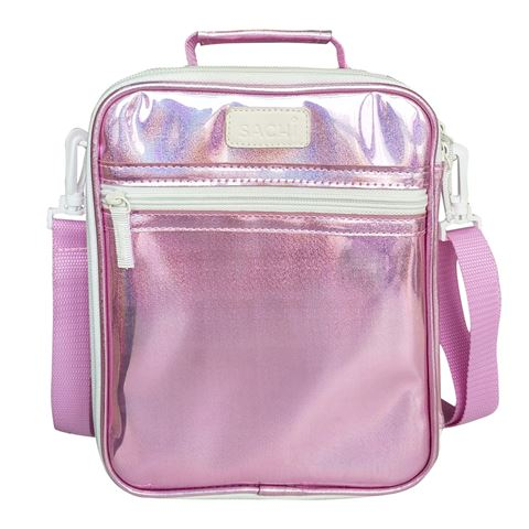 Sachi Insulated Lunch Bag - Lustre Pink