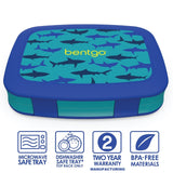 Bentgo Kids Lunch Box - Shark