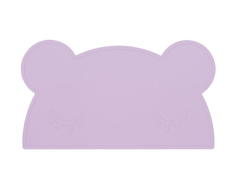 Bear Placie - Lilac