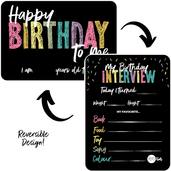 Birthday Board (Colour)