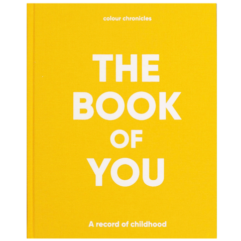 The Book of You: A Record of Childhood (YELLOW)