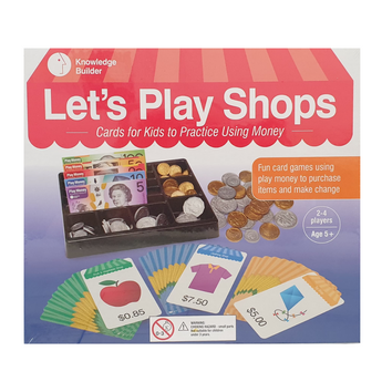 Let's Play Shops