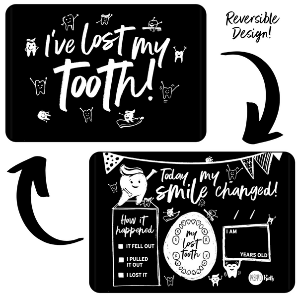 'I've lost a Tooth' Board