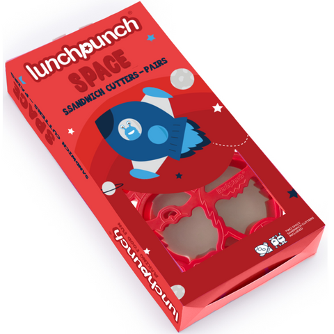 Lunch Punch Pair - Space