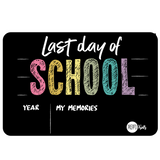My First Day Of School (Colour)