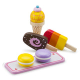 Gourmet Ice Cream Set