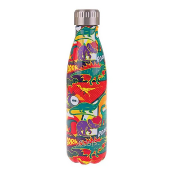 Oasis Insulated Drink Bottle 500ml - Dinosaur