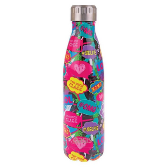 Oasis Insulated Drink Bottle 500ml - Youth Culture