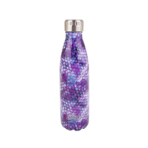 Oasis Insulated Drink Bottle 500ml - Dragon Scales