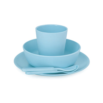 Bobo & Boo Bamboo Dinnerware Set – Pacific