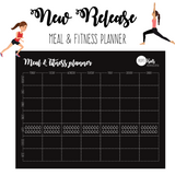 Meal & Fitness Planner (NEW!!)