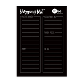 Shopping List (A4 size)