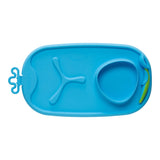 Roll + Go Mealtime Mat - Ocean Breeze