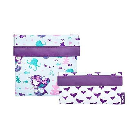 Sachi Lunch Pockets - Mermaid