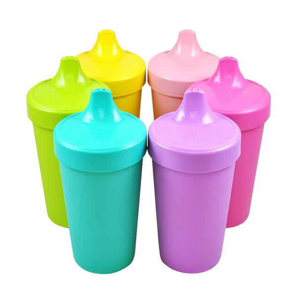No-Spill Sippy Cups - Prepp'd Kids