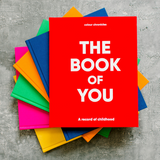 The Book of You: A Record of Childhood (PINK)