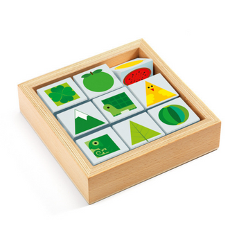 Tribasic Puzzle Activity