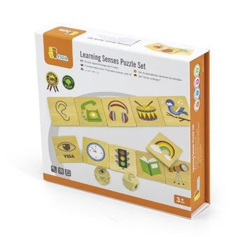 Learning Senses Puzzle Set