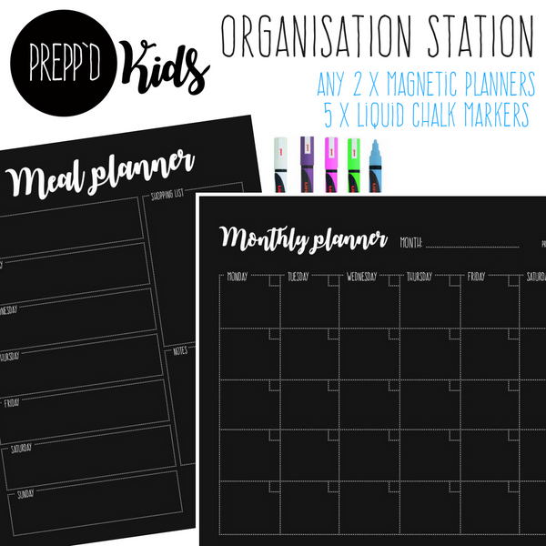 'Organisation Station' Bundle Pack