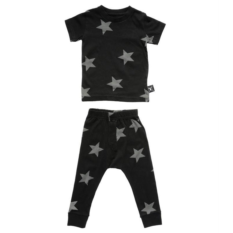 Nununu Black Star PJ's