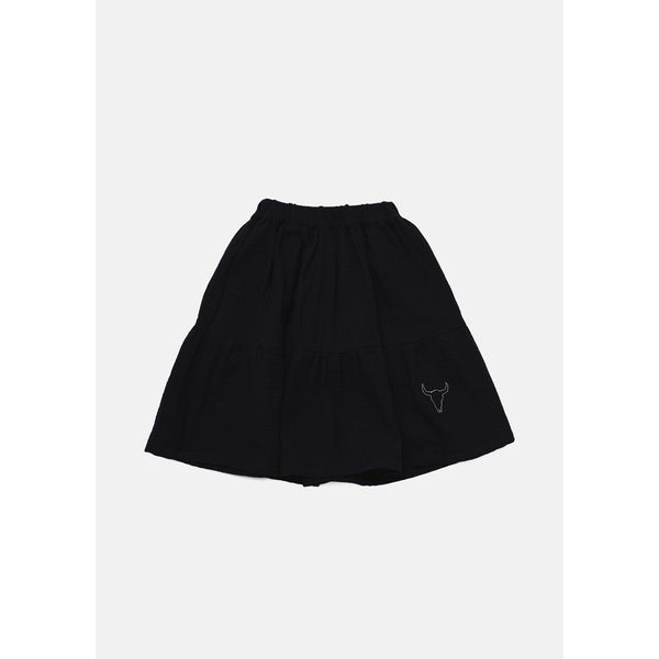 Booso Black Skirt