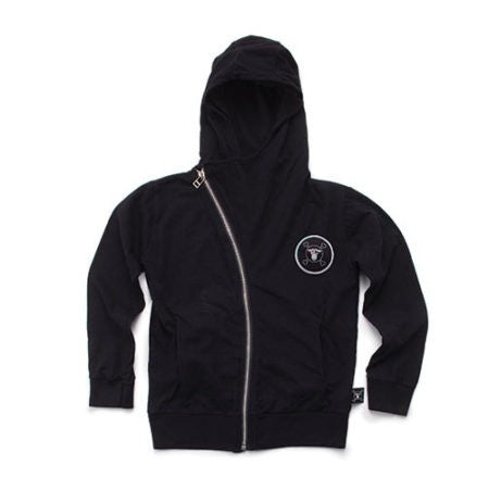 Nununu Black light zip hoodies