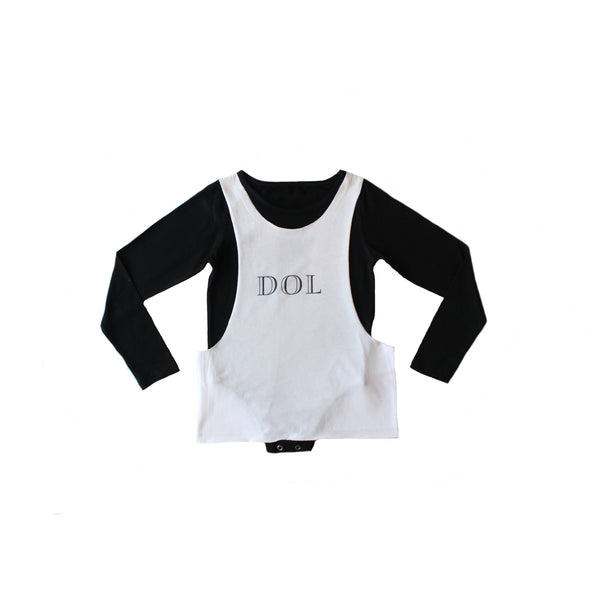 Black & White DOL Leotard