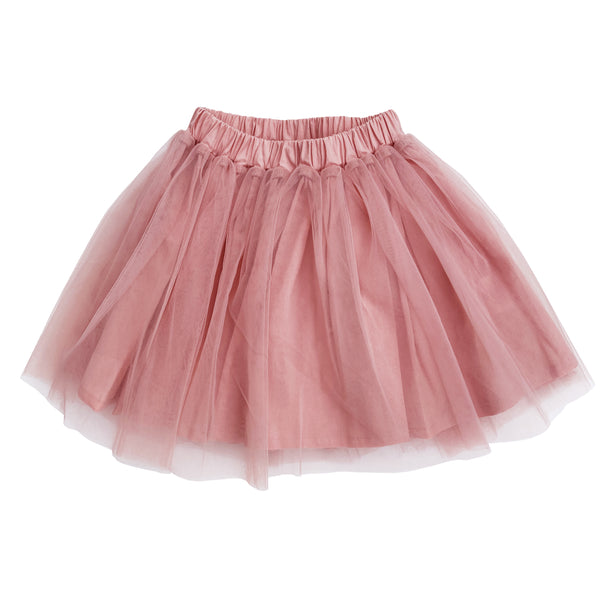 Little Man Happy FLAMINGO Tulle Skirt
