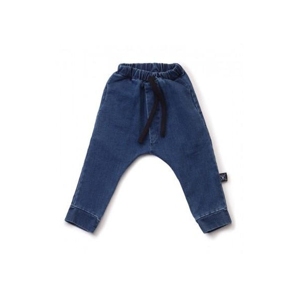 Nununu Denim Riding Pants
