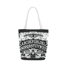 Ouija Tote Bag Canvas Tote Bag