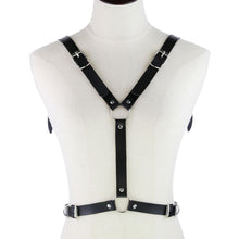 Black Devil Wings Harness Top