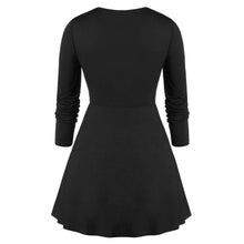 Skull Lace Retro Dress