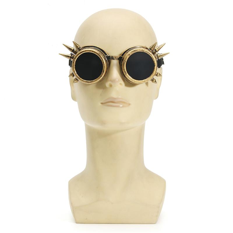 Gothic Spiked Goggles