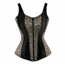 Lacy Overbust Corset Top