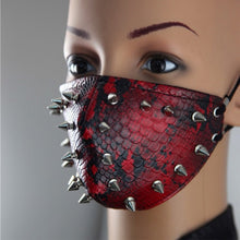 Spiked Gothic Masks