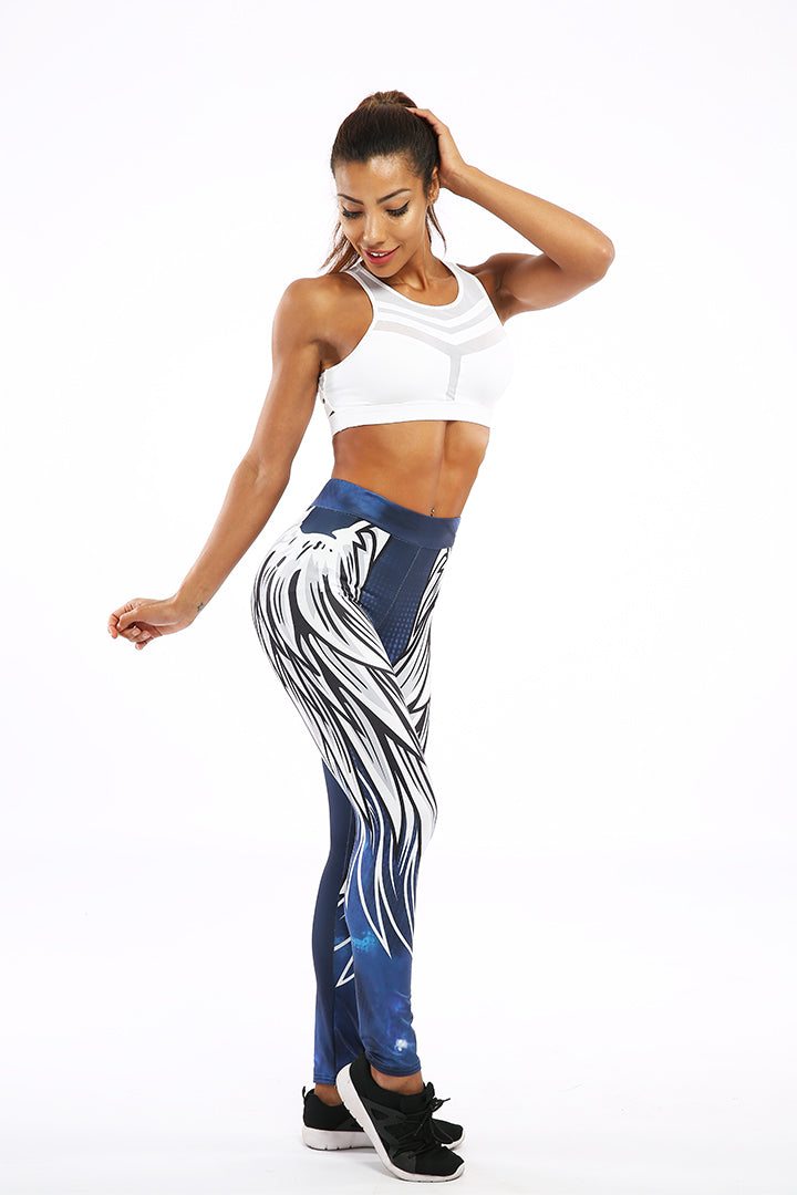 Wings Leggings