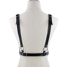 Pentagram Large Unisex Chest Harness Top