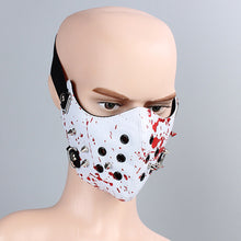 Deluxe Spiked Gothic Masks