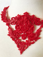 Cherry 3D Handmade red latex rubber necklace
