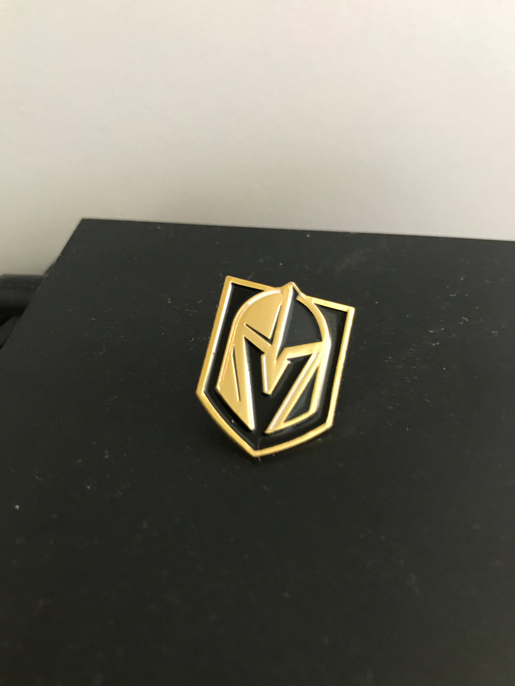 VGK Vegas Golden Knights metal pin
