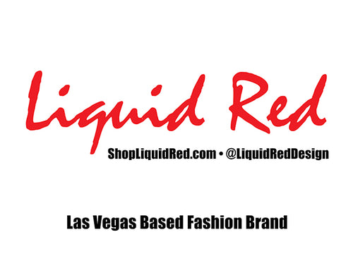 Liquid Red Gift Card